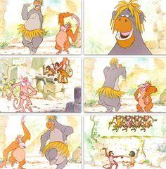 The Jungle Book Disney Movies, Disney Pixar, Children's Films, Walter Elias Disney, Bare Necessities, Live Action, Book 1, New Books, Fairytale