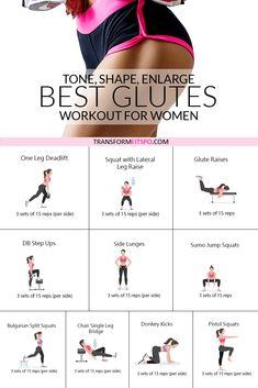 Gym Workout Videos, Gym Workout For Beginners, Fitness Workout For Women, Toning Workouts, Glute Exercises At Home, Workouts To Tone, Exercises To Tone Legs, Best Workout, Home Workouts