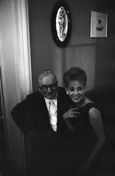 Is the cinema more important than life? — Claude Chabrol and Jeanne Moreau