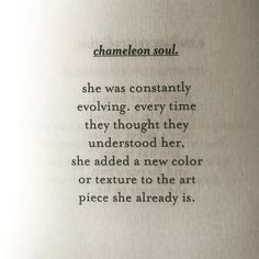 """3,025 Likes, 59 Comments - billy chapata. (@iambrillyant) on Instagram: """"••  she was constantly evolving. (from my book """"sour honey & soul food"""". available now. link in…"""""""