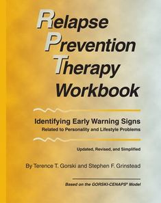 Relapse, Relapse prevention and Warning signs on Pinterest