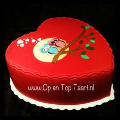 I like the idea of making a heart shaped cake for Valentines Day!