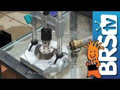 If I drill a 40 breeder aquarium, what overflow, bulkheads, and hole saws do I need?   52 FAQ - YouTube