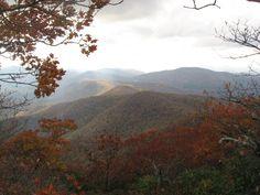 Georgia section of the Appalachian Trail.....