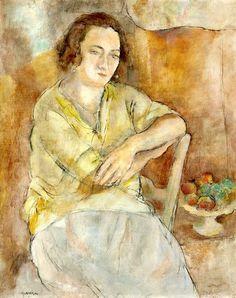JULES PASCIN (1885-1930) Raymonde