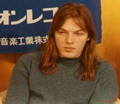 David Gilmour in Japan