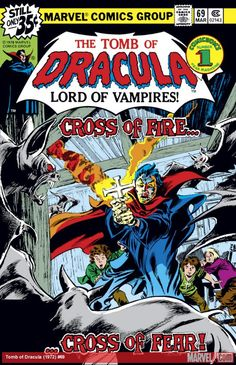 Tomb of Dracula (1972 - 1979) | Marvel.com