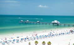 Located 45 min from Downtown Tampa. Long stretch of sandy beaches and bright sunny rays.