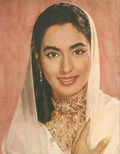 Vintage Bollywood : Nutan