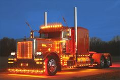 Tricked Out Semi Trucks | Trucks-Trick-My-Truck chrome shop | semi truck accessories | truck ...
