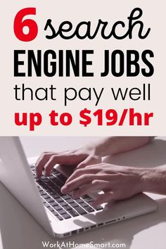 Looking for the best search engine evaluator jobs to work from home? Here's a list of companies hiring search engine evaluators. Ways To Earn Money, Earn Money Online, Online Jobs, How To Make Money, Legit Work From Home, Legitimate Work From Home, Work From Home Jobs, Weekly Pay, Apps That Pay You