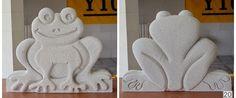 Skulpturgestaltung mit Multipor in 20 Schritten