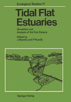Tidal Flat Estuaries: Simulation and Analysis of the Ems Estuary (Paperback)