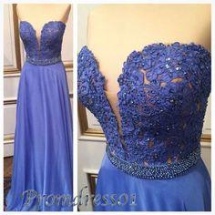 Lavender strapless lace dress