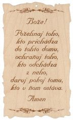 Citát na dreve (93): Bože! - F8733 Nordic Interior, Diy And Crafts, Positivity, Humor, Education, Quotes, Life, Quote, Quotations