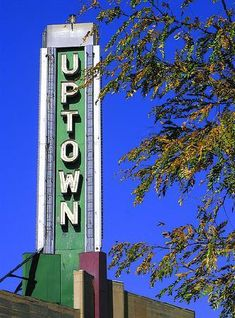 Uptown Minneapolis, Minnesota