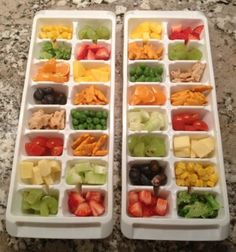 What to Put in Those Picky Toddler Bento Boxes - All the other pins I found have the idea, but not a good list of ideas - check this list out!?