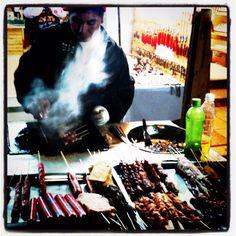 Street food. Yum!!