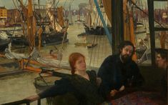 Whistler and the Thames, Dulwich Picture Gallery, review - Telegraph