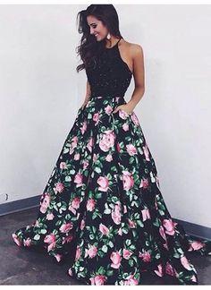 Black Prom Dresses, A Line Prom Dresses, Ball Gowns Prom, Beautiful Prom Dresses, Dance Dresses, Party Dresses, Dress Black, Long Dresses, Formal Dresses