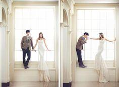 Korean Studio Pre-Wedding Photography: 2016 Whimsical Collection  by Bong Studio on OneThreeOneFour 20