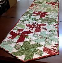 You have to see Christmas Peppermint Table Runner by NanaJeanFL!