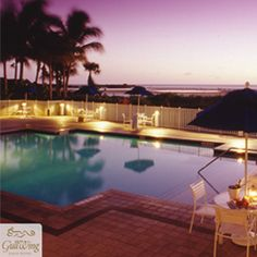 Swim in your hotel pool at The Beaches of Fort Myers & Sanibel