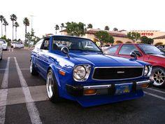 Beautiful 1978 Corolla TE51