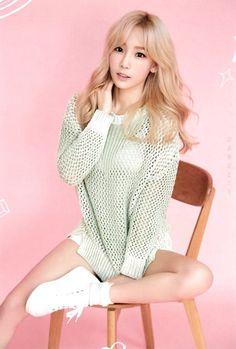 Taeyeon The Agit post card Sooyoung, Snsd, Seohyun, Girls Generation, Girls' Generation Taeyeon, Kpop Girl Groups, Kpop Girls, Yuri, Lee Hyori