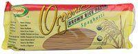 Rizopia Organic Brown Rice Spaghetti -- 16 oz - http://goodvibeorganics.com/rizopia-organic-brown-rice-spaghetti-16-oz/