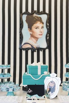Festa Bonequinha de Luxo { Breakfast at tiffany's ♡ }