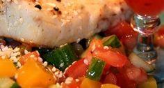 Smörstekt torskrygg, sommarens godaste fisk! –