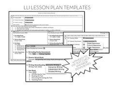 This zip file contains lesson plan templates that coordinate with the ...