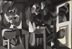 Pablo Picasso / The Milliner's Workshop (Atelier de la modiste) / January 1926 / Oil on canvas