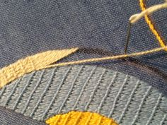 Bayeux Stitch and round shapes… | Racaire's Embroidery & Needlework…