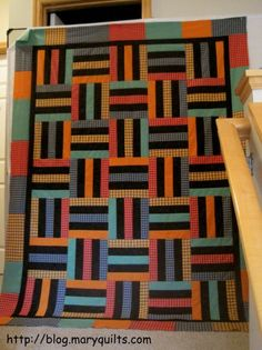 Links to free quilt patterns/designs for using your Accuquilt Go die cutter. Uh-Oh. More quilts to add to the bucket list.