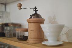 HARIO/ハリオ/コーヒーミル・コラム/コーヒー粉40g用 - 北欧雑貨と北欧食器の通販サイト| 北欧、暮らしの道具店