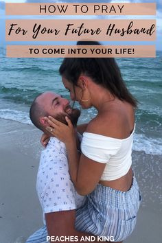 Wow this prayer for your future husband is SO powerful!! The printables will seriously help with knowing what to say during your prayers too! Godly Relationship Advice, Bible Verses About Relationships, Relationship Goals Pictures, Prayers For Your Future Husband, Godly Man Quotes, Faith Over Fear Shirt, Godly Dating, Prayer For You, Quotes About God