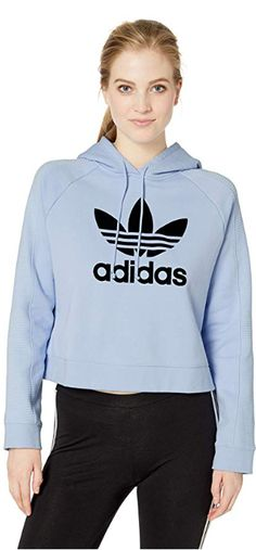 Looking for adidas Originals Women's Cropped Hoodie ? Check out our picks for the adidas Originals Women's Cropped Hoodie from the popular stores - all in one. Asics Men, Striped Polo Shirt, Tommy Hilfiger Women, Cool Fabric, Maxi Dress With Sleeves, Cropped Hoodie, Adidas Originals, Periwinkle, Hoodies