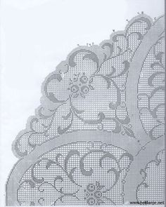 Gallery.ru / Фото #57 - 2014@@@ - ergoxeiro Blackwork Patterns, Knitting Patterns, Crochet Patterns, Crochet Tablecloth, Crochet Doilies, Romanian Lace, Art Nouveau Pattern, Cross Stitch Fabric, Crochet Home