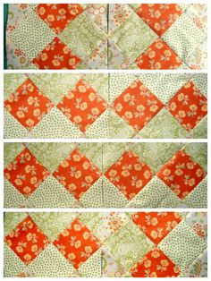 Disappearing 16 patch quilt block tutorial | patchwork posse