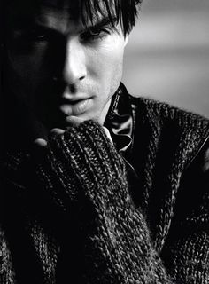 Ian Somerhalder in the September/October 2012 Issue of Essential Homme: #3