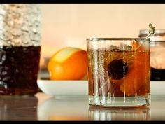 How to Make: Percy & Small Old Fashioned - Gear Patrol