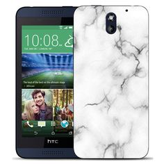 New Hard Printed BEAU ARTS Cover for HTC Desire 610 case - marble effect & Stylus: Amazon.co.uk: Electronics