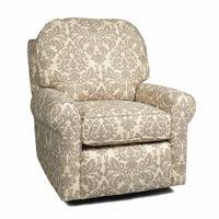 Swivel recliner - love in white!