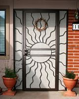 First Impression Security Doors (//.firstimpressionsecuritydoors.com) produces & Pin by Kim Pollock on Ideas for the House | Pinterest | Products ...