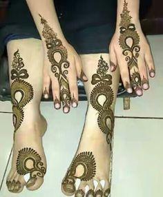 Omani henna