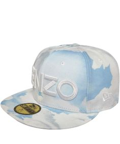 KENZO LIGHT BLUE NEW ERA DAY CLOUDS CAP  £40.00