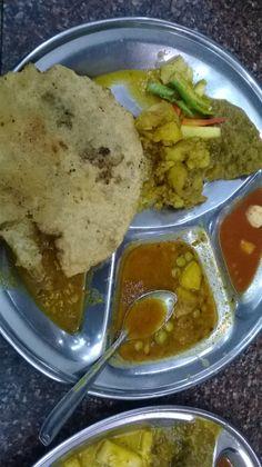 Yummy paranthas