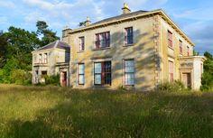 Crevenagh House Side © Lavender's Blue Stuart Blakley